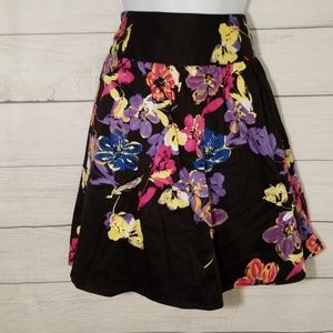 """🚨🚨""""Candies"""" floral skirt size 7"""